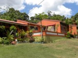 Outdoor yard space - Serene Tropical Getaway 2 - Maraval - rentals