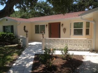 Tropical Oasis- Private Beach!  Steps to the Gulf! - Manasota Key vacation rentals