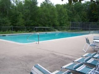 outdoor pool - Kid and pet friendly clean condo - North Conway - rentals