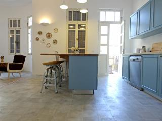 Deluxe 2 Bed Rooms Apt - Block FROM THE BEACH - Gedera vacation rentals