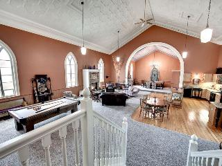 Unique - Converted Church to Vacation Rental - Minnesota vacation rentals