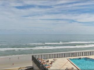 Newly Remodeled Oceanfront Condo - New Smyrna Beach vacation rentals