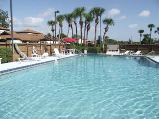Large shimmering pool, tennis courts & playground - Indian Harbour Beach vacation rentals