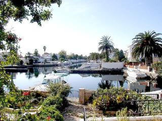 HOUSE on the canal with mooring - Empuriabrava vacation rentals