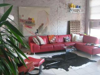 Industrial Waterfront Loft With Magnificent Views Of Lower Manhattan - New York City vacation rentals