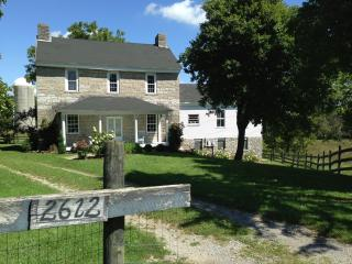 Historic Wake Robin Farmhouse - Lexington vacation rentals