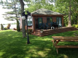 Private Island, 1000 Islands, Gananoque, Ontario - The Great Waterway vacation rentals