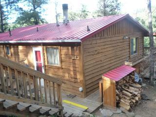Comfy Cabin - 2 King Bedroom Hot Tub Property - Ruidoso vacation rentals