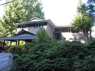GARDEN LEVEL SUITE in N/Van - Vancouver vacation rentals
