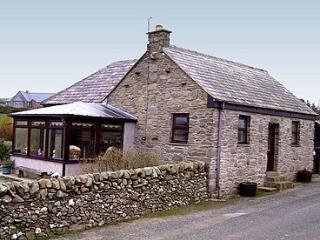 Glen Auchie Cottage,Pet friendly,views to the sea! - Drummore vacation rentals