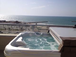 Luxury duplex apartment on the beach - Tel Aviv vacation rentals