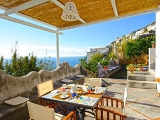 SEA GARDEN HOUSE - Praiano vacation rentals