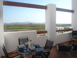 Luxury 2 Bed  Golf Apartment - Alhama de Murcia vacation rentals