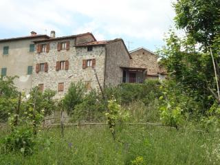 Charming farm Villa Buonamici in Bagni di Lucca, sleeps 8 - Bagni Di Lucca vacation rentals