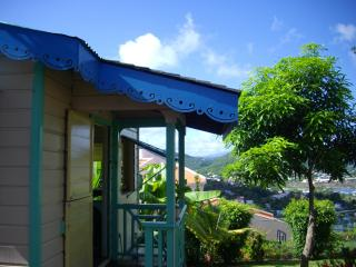 Top of the hill - Sunset cottage - Gros Islet vacation rentals