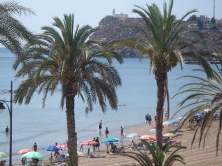Apartment in front of the sea - Puerto de Mazarron vacation rentals