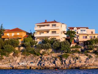 Rajcic-sea front apartment A1 - Razanj vacation rentals