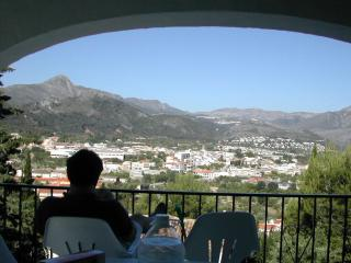 Villa Rosa : Panoramic views, full air-con, wi-fi - Orba vacation rentals