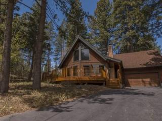 Secluded and Quiet 3 Bedroom Home with Foosball and Poker Table ~ RA45053 - South Lake Tahoe vacation rentals
