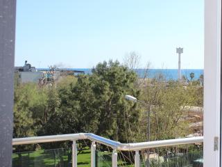 Antalya appartement vue mer avec balcon - Antalya vacation rentals