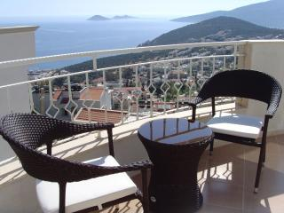 Duplex Apartment in Kalkan, Turkey with free WiFi - Kalkan vacation rentals