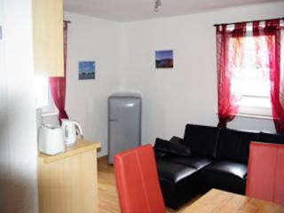 Vacation Apartment in Edertal - 409 sqft, modern, quiet, comfortable (# 5272) - Hesse vacation rentals