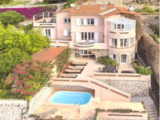 Luxury 5 bedroom villa in Villefranche sur Mer - Beaulieu vacation rentals