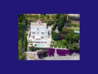 Grandiose Belle Époque Style 6 Bedroom Villa, Villefranche sur Mer - Villefranche-sur-Mer vacation rentals