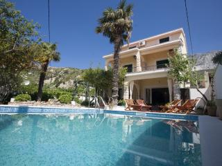Villa Vojnovic  with pool(headed)20m from the sea - Dugi Rat vacation rentals