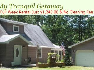My Tranquil Getaway - Lake Wallenpaupack, Pa - Paupack vacation rentals