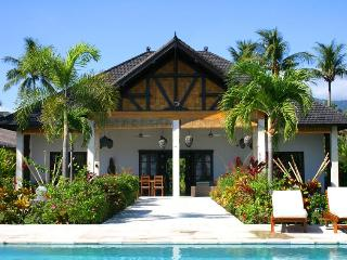 Bali villa Pandu-Luxury pool villa on the beach. - Lovina vacation rentals