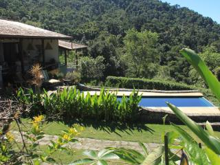 2 Apartments On the border of the Atlantic Forest with incredibly beautiful oceanview - Paraty vacation rentals
