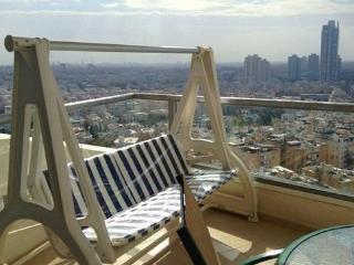 3 bedroom apartment with panoramic view in Bat Yam - Bat Yam vacation rentals
