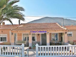 Casa Cristobal - Bullas vacation rentals