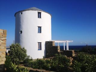 Ancient renovated windmill by the sea in Tinos - Tinos vacation rentals