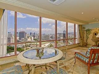 Waikiki Landmark #3503- penthouse with sunset views, prime location near beach - Waikiki vacation rentals