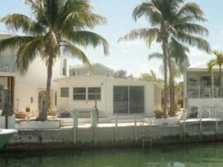 Waterfront 2/2 with 35' Dock in the Lower Keys - Little Torch Key vacation rentals