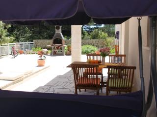 Quiet, modern, large terrace-apartment Blue - Korcula Town vacation rentals