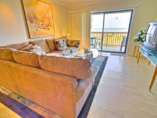 Sea Haven Resort - 214, Ocean Front, 2BR/2.5BTH, Pool, Beach - Saint Augustine vacation rentals