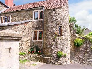 THE TURRETS, unusual Grade II listed cottage with turret, character accommodation in village of Lower Coleford Ref 914541 - Bristol vacation rentals