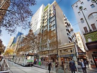 Located on Collins Street in Melbourne's CBD - Melbourne vacation rentals