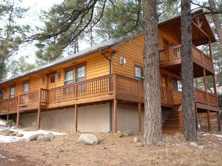 Yoga Bear Cabin - 3 Bed 2 Bath Cabin with Garage - Ruidoso vacation rentals