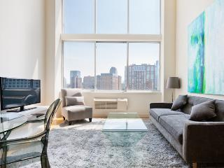 Sky City Liberty view I-1 bedroom Duplex Extra - Greater New York Area vacation rentals