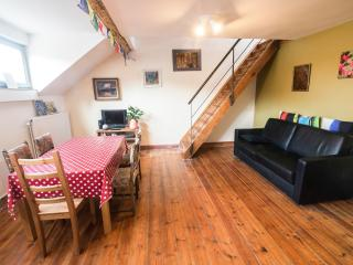 COLOURFUL TWO-STORY APARTMENT - Brussels vacation rentals
