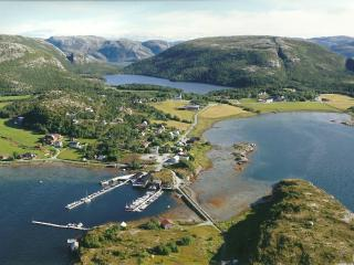 Vik Midtre Accommodation and fishing, Norway - Trondheim vacation rentals