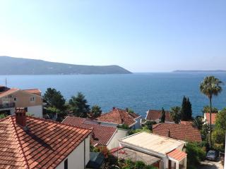 Cute seaview apartment Anastasia - Savina vacation rentals
