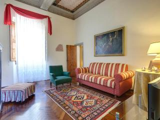 Fresco painting apartment with a large terrace - Italy vacation rentals