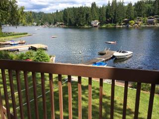 Awesome Lake Roesiger Cabin - Gold Bar vacation rentals