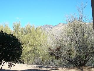 First Floor with Stunning Mountain Views at The Greens at Ventana Canyon - Tucson vacation rentals