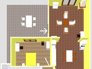 Villa Alvures - app. Tramonto - Bosa vacation rentals